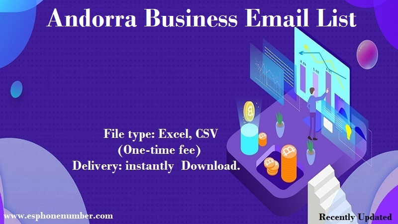 Andorra Business Email List