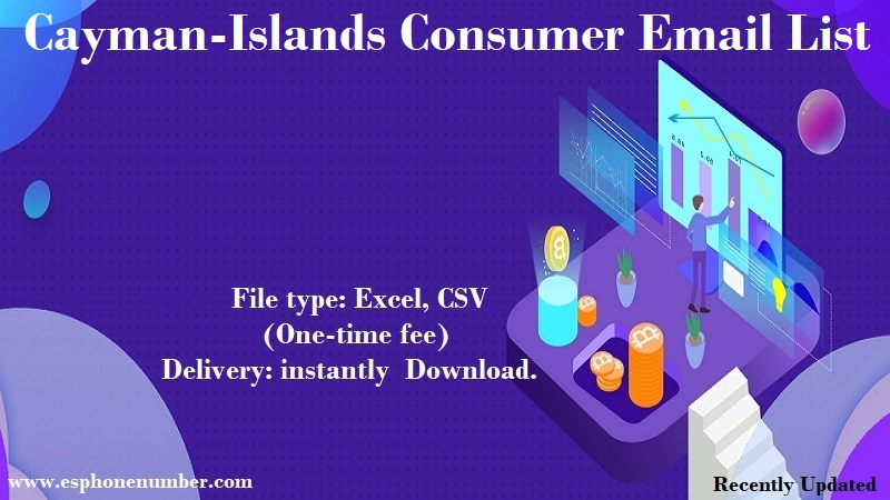 Cayman-Islands Consumer Email List