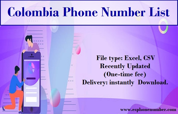 Colombia Phone Number List