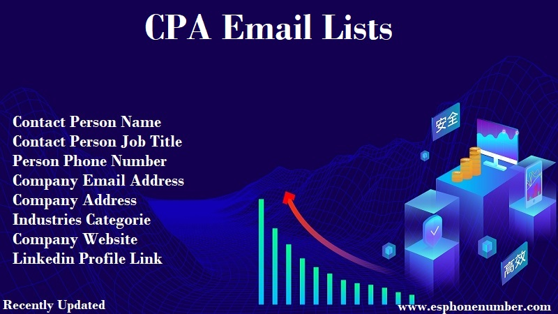 CPA Email Lists