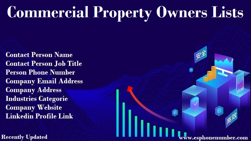 Commercial Property Owners Lists